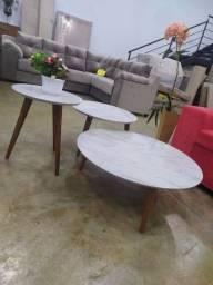 Mesas de centro, painéis, criado mudo e entre outros objetos, aproveite entregamos tbm !