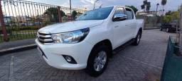 Toyota Hilux SRV 2.8 4X4 Diesel, Ano: 2017, Entrada de 40 Mil
