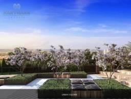 Apartamento com 3 dormitórios à venda por R$ 854.266,00 - Cristo Rei - Curitiba/PR