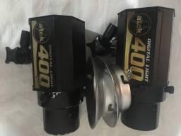 Tocha Atek Digital Light 400 Plus