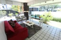 Apartamento Navegantes 4 quartos 2 suites 175m2 com 2 vagas, Boa Viagem, Recife