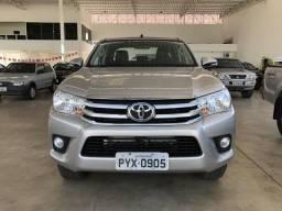 Hilux Srv 2017 4x4 diesel Automática - 2017