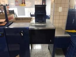 Checkout (Caixa Rápido) Para Supermercado ou Estabelecimentos Comerciais - #4889