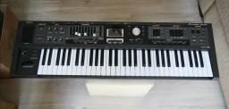 Barbada - Teclado Roland VR09 - Workstation Sintetizador
