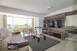 Apartamento com 3 dormitórios para alugar, 135 m² por R$ 6.500,00/mês - Jardim Europa - Po