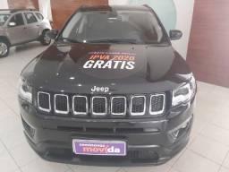Jeep Compass Longitude 1.8 4x2 2019 Automático - 2019