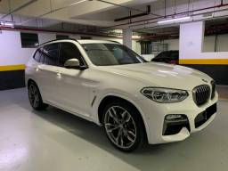 X3 3.0 TwinPower M40I StepTronic (2018) Branca - Ágio