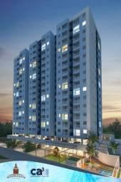 Apartamento a venda 2 quartos 45m com varanda 1 suite Lançamento