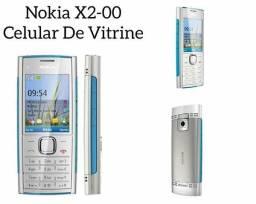 Celular Nokia X2 00 (Celular De VITRINE) comprar usado  Fortaleza