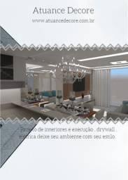 Parede e Forro em Drywall - Elétrica - Isolamento acústico