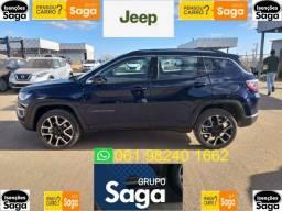 Jeep Compass Limited 4x4 2021 Diesel Promoção Para Pcd Isenção de IPI
