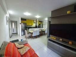 Excelente apartamento! 2vgs, Cond 400, 2/4 com varanda! lazer na cobertura!