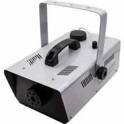 Máquina 1000w Fog Machine Faça Sua Festa (Líquido a parte)