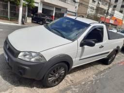 Fiat strada working 1.4 2016 completa