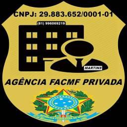 Detetive Pernambuco / AGÊNCIA FACMF PRIVADA