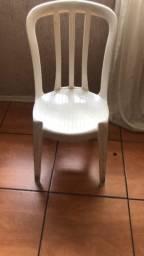 Cadeira poltrona sem braço