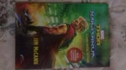 Livro Thor Ragnarok