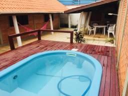 Casa Caioba com piscina