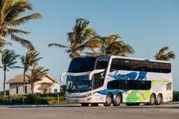 Ônibus Double Deck Scania Marcopolo g7