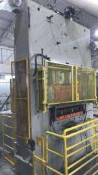 Prensa Hidráulica 250 Ton