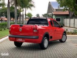 VW Saveiro Cabine Estendida 1.6 Flex - Ano 2012 Vermelha