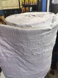 Fibra Cerâmica para isolamento térmico