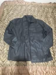 Vendo jaqueta preta de couro Legítimo