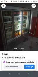 Frizer expositor