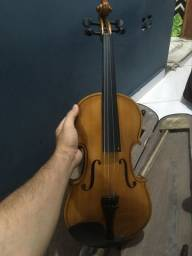 Violino Dominante 4/4 + Afinador Digital Cheruby