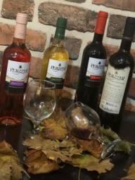 Vinhos de Mesa e Fino produzidos na serra gaúcha.