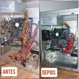 TechMil Informática - Formatação - Manutenção de Computadores - Conserto