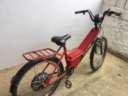 Bicicleta a bateria