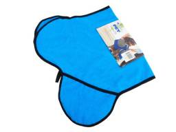 Toalha Pet Batiki Cor Azul