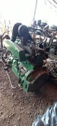 Motor John Deere 8.1