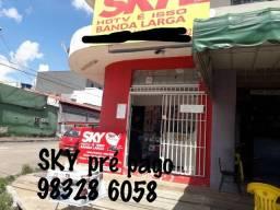 Pre pago sky