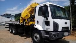 Ford Cargo 2628 (6X4) Munck Hyva Ano 2012