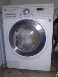 Lavadora e secadora LG Tromm 8.5kg