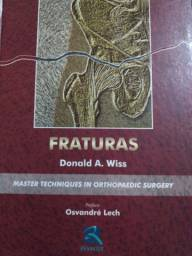 Livro Fraturas Master techniques in orthopaedic surgery