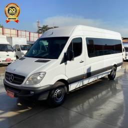 Sprinter 2013/2013 2.2 415 Cdi Furgão 14 Bi-Turbo c/ 47.568 Km originais