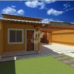 Bela Casa de 2 Quartos com Projeto Arquitetônico!!