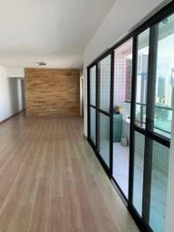 Título do anúncio: AR / Vendo apartamento em andar alto, 2 suítes, no Barão de Pirangi na Jaqueira