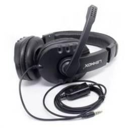 Fone De Ouvido Gamer Headphone Gaming Com Microfone
