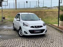 Título do anúncio: Nissan MARCH 16SV