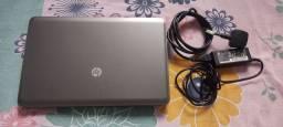 Vendo notebook Hp 500gb de memória