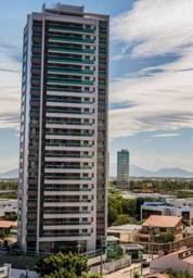 Título do anúncio: Apartamento com 3 dormitórios à venda, 90 m² por R$ 750.000 - Guararapes - Fortaleza/CE