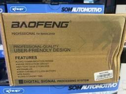 Título do anúncio: Baofeng Uv-5r Interfone Walkie Talkie Duas Vias Rádio Fm