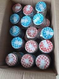 30 potinhos de papinha Nestlé