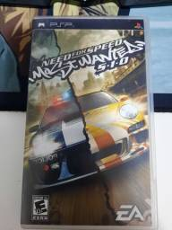 Jogo PSP Need for Speed Most Wanted 5.1.0
