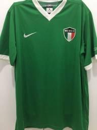 Camisa México Retro El Tri - Nike Original