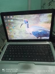 Título do anúncio: Notebook HP G42 Dual Core